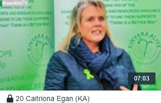 Caitriona Egan (Kinvara Alive)