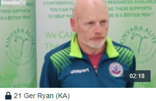 Ger Ryan (Kinvara Alive)